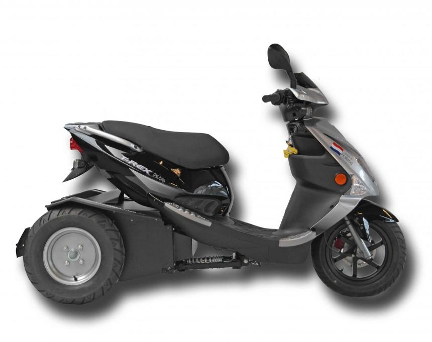T-RexPLUS elektrische driewielscooter