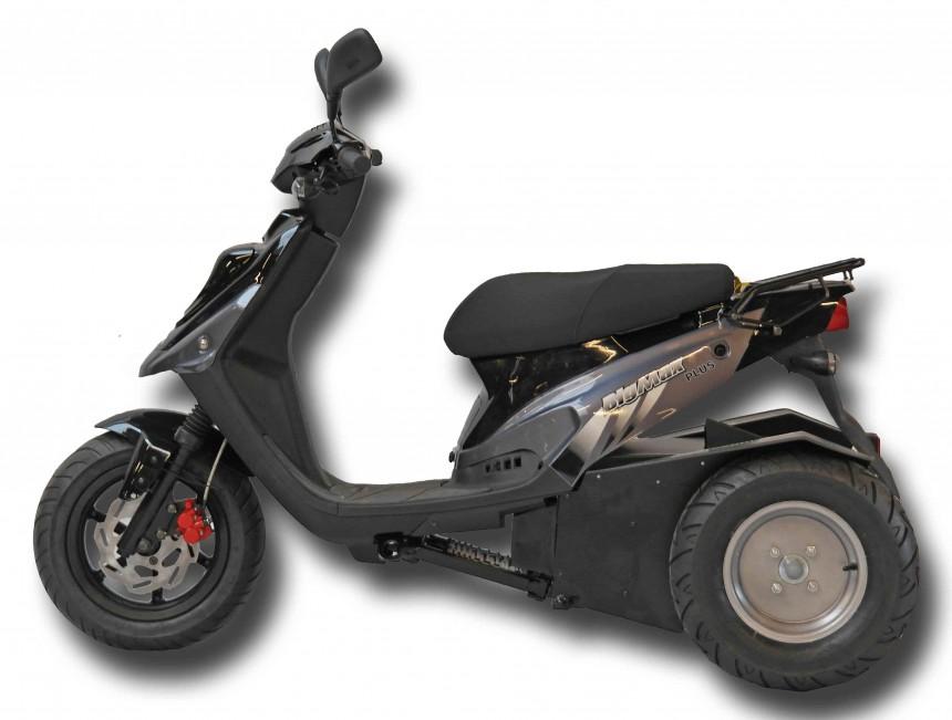 Big MaxPLUS elektrische driewielscooter