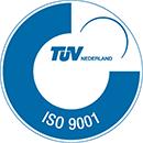 Tüv Nederland ISO 9001 certificaat